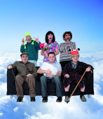 Kepow! Theatre Company presents Seven Ages at Warrington's Pyramid