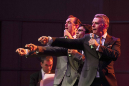Rat Pack Live Comes to Warrington this November!
