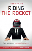 Riding The Rocket - New Career Book Launched by Best-Selling Norwich Author.