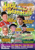 Jack and the Beanstalk at the Albert Halls Bolton