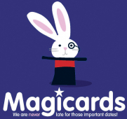 Mark Leveridge - Magicards!