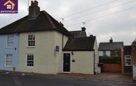Grade 2 listed – Horseshoe Cottage in Epsom from The Personal Agent @PersonalAgentUK