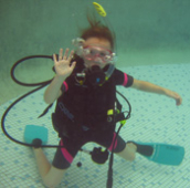 Exciting news for junior divers and swimmers – Diverse-Scuba is offering even more classes in the New Year!
