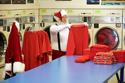 When is In A Spin Laundry Open Over Christmas?