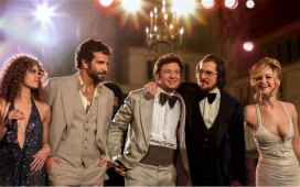 The film set on an infamous American Hustle hits Shrewsbury Cineworld Cinema