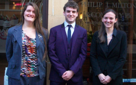 Barnstaple Financial Adviser Continues to Invest in Talented Trainees