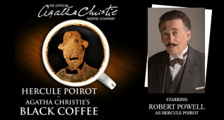 Robert Powell to join a long line of celebrated stage and screen icons to perform as Christie's most famous creation.