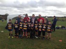 Proto Restaurant Group sponsors Worthing juniors rugby team.