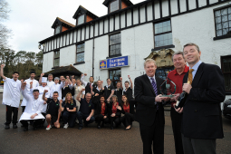 Ullesthorpe Court Hotel & Golf Club wins Best Western Large Hotel of the Year award for the 3rd time in 4 years!