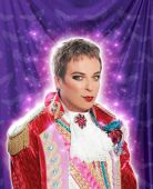 JULIAN CLARY ANNOUNCED AS STAR OF WOLVERHAMPTON GRAND THEATRES LAVISH FAMILY PANTOMIME