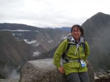 Helen at Pinehill Tackles The Inca Trail For Charity