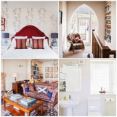 Interior Design from Newark to Scotland