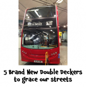 New Double Decker Fleet for Epsom Coaches @epsomcoachesgro