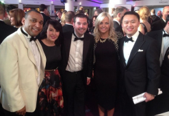 JAM Hair at the Croydon Business Awards - how was it for them?!