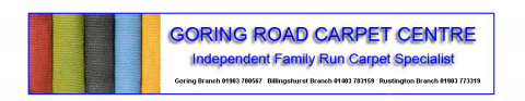 Goring Road Carpet Centre Servicing Worthing