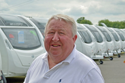 Experienced salesman joins Shrewsbury caravan sales team