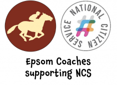 Epsom Coaches 3rd year working with NCS -  National Citizen Service @epsomcoachesgro @ncs