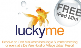 Free Ipad Mini with corporate bookings at The Village Hotel, Bury