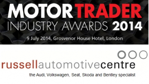 Russell Automotive Centre named Independent Garage of the Year 2014