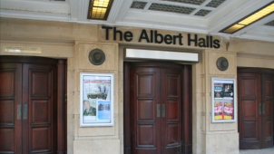 Exciting future for Bolton's Albert Halls
