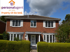 Property of the week - Fairhaven House, Epsom @PersonalAgentUK