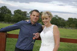 Wedding of Local St.Neots Couple.