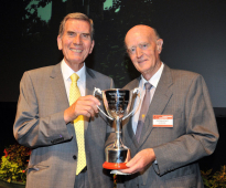 Shrewsbury wins new cup awarded to the most courteous town in the UK