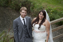 Wedding of Local St Neots Couple Sept 2014.
