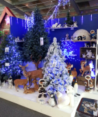 Do all your Christmas shopping in one place with Newbank Garden Centre