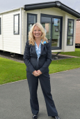 New recruit is enjoying a new lease of life since joining Shrewsbury caravan dealership