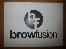 Coming soon at Serenity, Bury.  Browfusion, the ultimate look in perfect eyebrows.