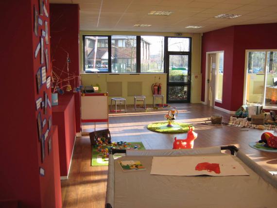 Holyrood Nursery MediaCityUK