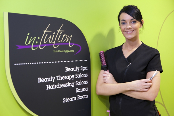 Aberdeen college aberdeen for Aberdeen college beauty salon