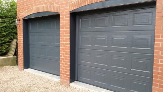 Andy Jordan The Garage Door Man Installation And Repairs