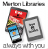 Merton's libraries are always with you