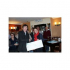 College Fund Raisers Present Diamond Cheque