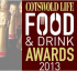 Cotswold Life Food and Drink Awards on July 1 at Cheltenham Racecourse.
