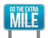 Going the extra mile...