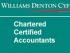 Williams Denton Chartered Certified Accountants