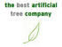 the best artificial tree company
