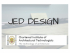 JED Design (Architectural Services) Ltd