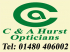 C & A Hurst Opticians