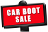 Car Boot Sale at Rugby Town F.C. in Rugby