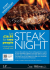 Steak Night @ The Swan