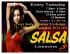 Tuesday Salsa Night