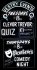 Thursday Quiz night