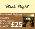 Steak Night @ The Mill at Worston