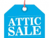 Moreton Indoor Attic Sale