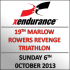The 19th Marlow Rowers Revenge Triathlon