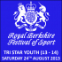 Royal Berkshire Festival of Sport - Kids / Children Triathlon